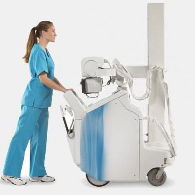 GE数字化移动式摄影X射线机Optima XR220amx