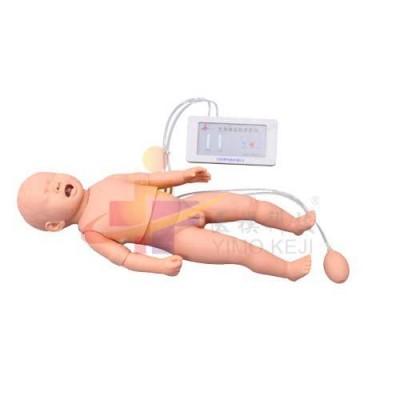 医模 婴儿心肺复苏模拟人(带电子监测)