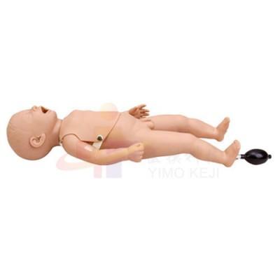 医模 婴儿心肺复苏模拟人