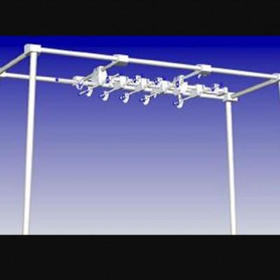 德国POWERSLING 多点多轴悬吊系统7点基本型