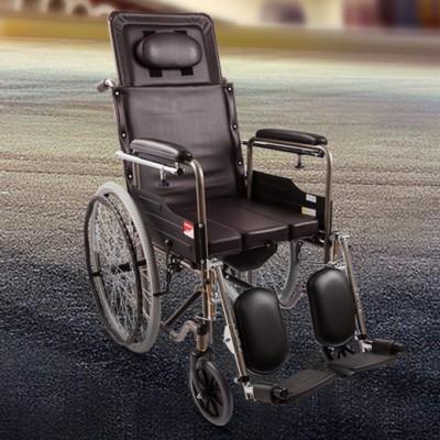 鱼跃手动轮椅车 H059B手动轮椅车