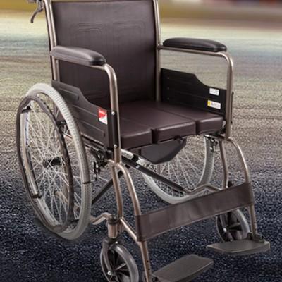 鱼跃 H058B手动轮椅车