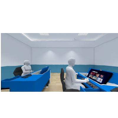 三维动画影像技术虚拟仿真实验教学软件