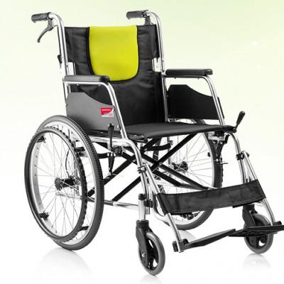 鱼跃 H053C手动轮椅车
