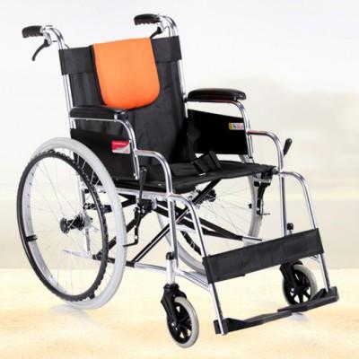 鱼跃 H062手动轮椅车