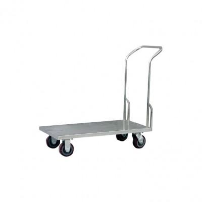 恒悦(跃进) 不锈钢平板推车II 型