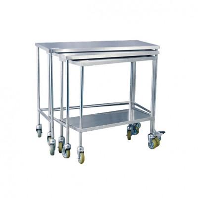恒悦(跃进) 不锈钢套装器械台II 型