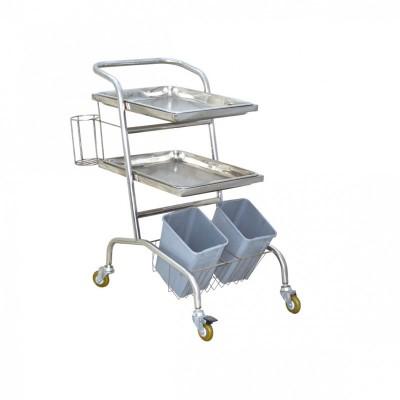 恒悦(跃进) 不锈钢治疗车III 型