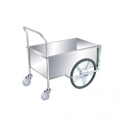 恒悦(跃进) 不锈钢敷料车