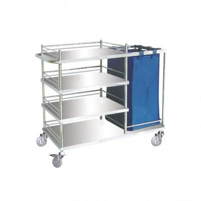 恒悦(跃进) 不锈钢床铺护理车III 型