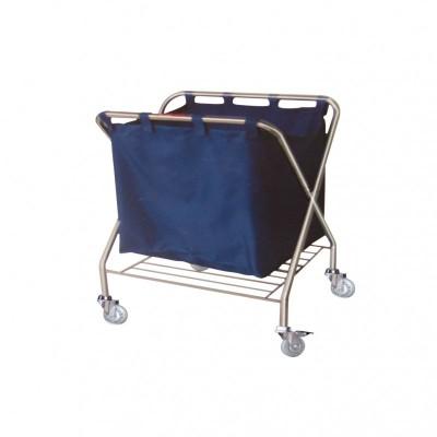 恒悦(跃进) 不锈钢污衣袋车II 型