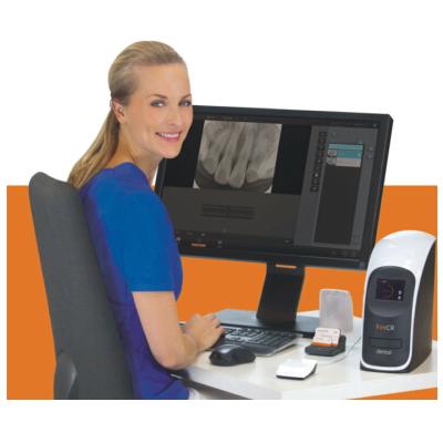 康达 丹麦3DISC  FireCR Dental 牙科影像板扫描仪