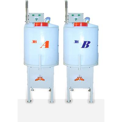 透析粉搅拌装置