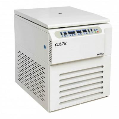 长沙英泰 CDL7M低速超大容量冷冻离心机