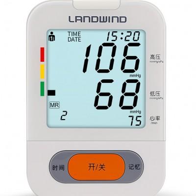 蓝韵上臂式电子血压计BP116A