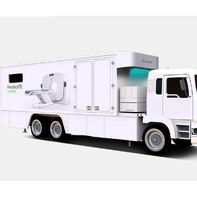 普兰梅德 Mobile CT Unit 车载 CT