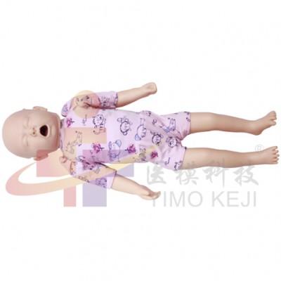 医模 婴儿窒息复苏模型