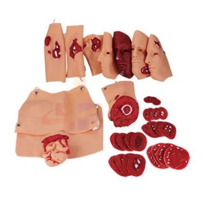 医模 34件创伤模型组件