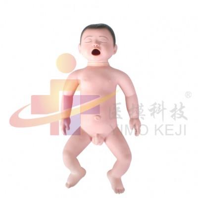 医模 高级新生儿插管操作模型