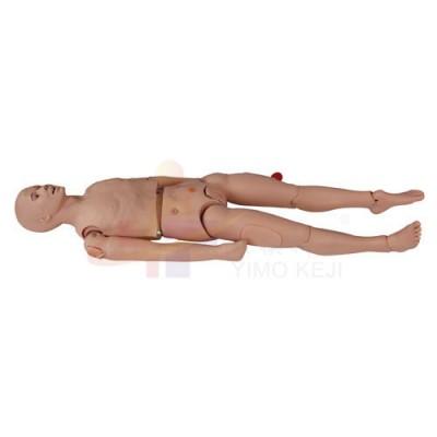 医模 三腔两囊管操作模拟人
