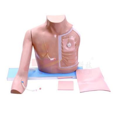 医模 静脉介入操作模型(带手臂)