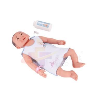 医模 高级新生儿护理模拟人(男婴)