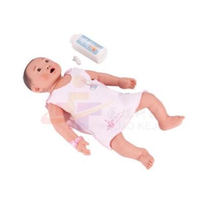 医模 高级新生儿护理模拟人(女婴)