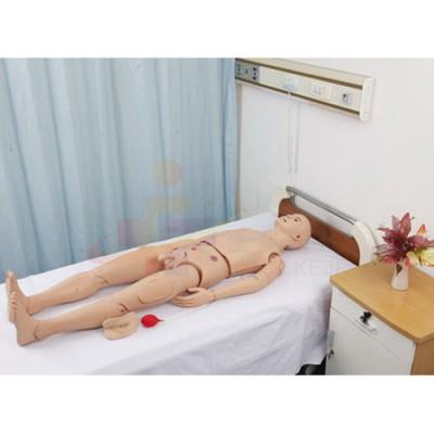 医模 成人男性护理模拟人——艾米(带电子监测)