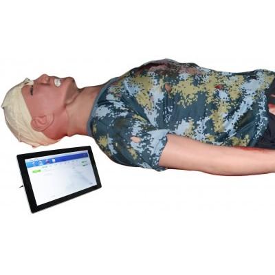 嘉奕 高仿真模拟人Jecy(CPR+除颤)