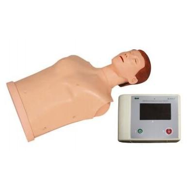 嘉奕 JYAED001+ 自动体外模拟除颤与CPR模拟人训练组合