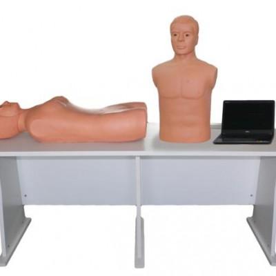 嘉奕 JY/TCZ-10001T 智能化心肺、腹部检查教学系统(教师机)