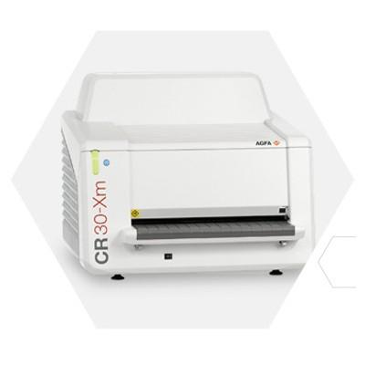 海纳医信 CR 30-Xm  桌面式 CR 乳