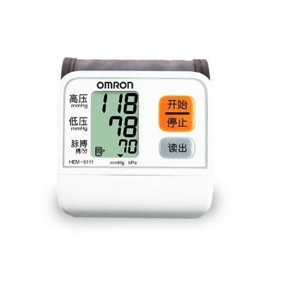 欧姆龙 电子血压计 HEM-6111