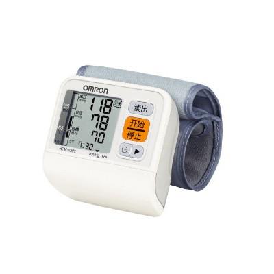欧姆龙 电子血压计 HEM-6200