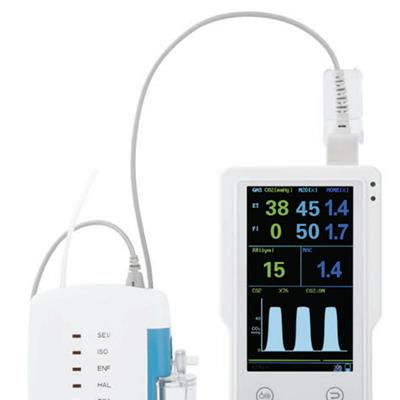 众实迪创 ZS-MV-MG  手持式小动物麻醉气体分析仪