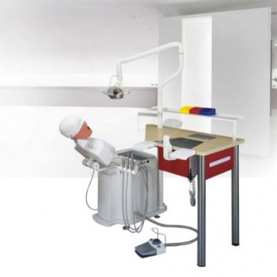 西诺 JTJ-V型口腔模拟教学系统
