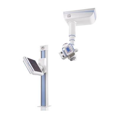 安科ASR-6650系列 数字X射线摄影系统