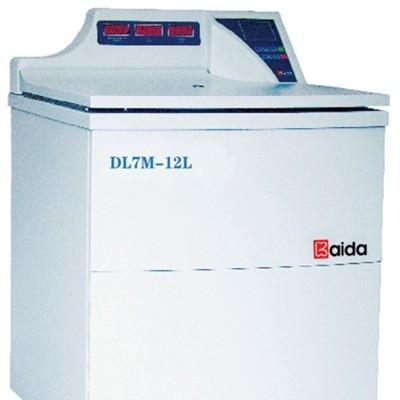 凯达 DL7M-12L 血库专用离心机 血型血清专用离心机厂家 高速冷冻离心机
