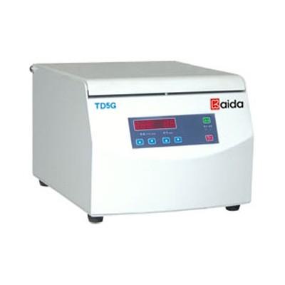 凯达 TD5G 台式低速离心机