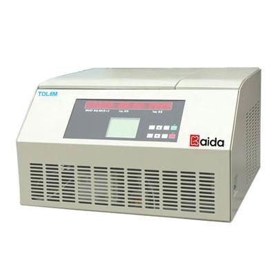 凯达 TDL6M 台式低速冷冻离心机