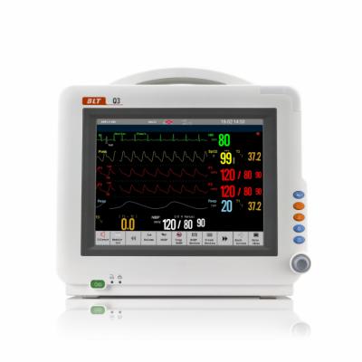 宝莱特Q3一体化新生儿插件式监护仪