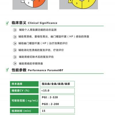 普迈德 (荧光)病毒/细菌感染及儿科感染检测—CRP