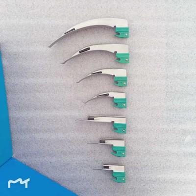 江苏迈骏医疗一次性喉镜片 不锈钢喉镜片