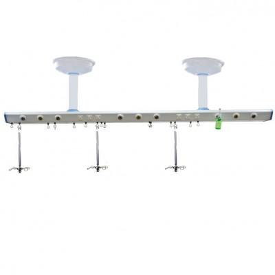 桥梁式输液架 MJ-004S 迈骏医疗多用滑动式输液架