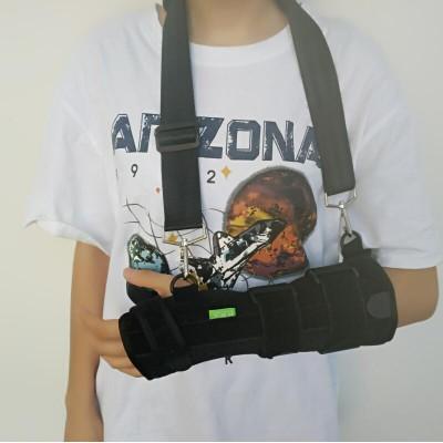 好医仕长款腕关节固定带手腕骨折康复支具夹板套手腕术后扭伤护具