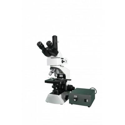山东胜光医用荧光检测显微镜 德胜荧光显微镜厂家