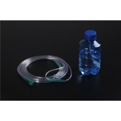 康乐医疗一次性使用鼻氧管带加湿瓶 一次性鼻氧管医用耗材