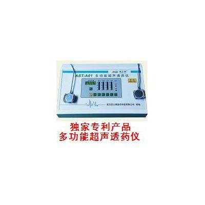 武汉安士泰多功能台式超声透药仪 多功能超声透药仪参数