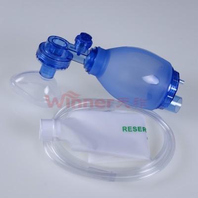 天祚硅胶婴儿复苏器 TW8131硅胶婴儿复苏器