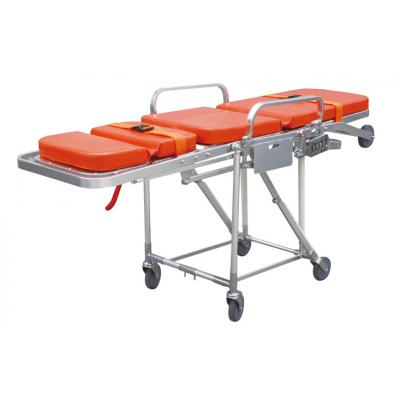 厂家直销-病人推车(可折叠成椅子)